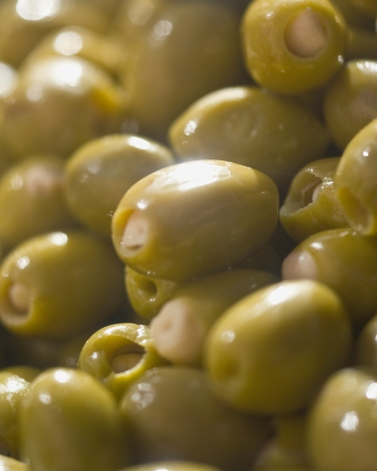 Olives- Market Day