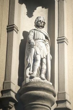 King Edmund? Bury St Edmund